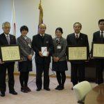 群馬県福祉ヤクルト贈呈式